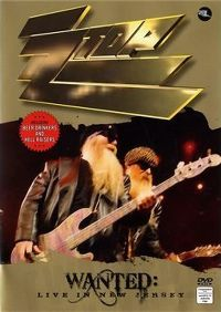Cover ZZ Top - Wanted: Live In New Jersey [DVD]